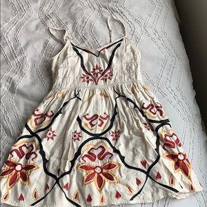 Embroidered sundress